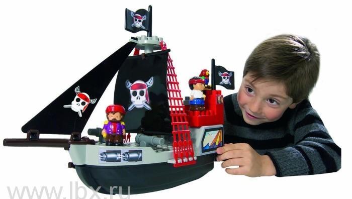 Конструктор `Пиратский корабль` Ecoiffier (Экойфер)