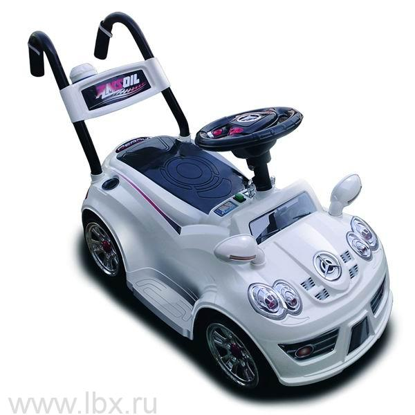 Детский электромобиль NeoTrike Mini M (Неотрайк Мини) белый