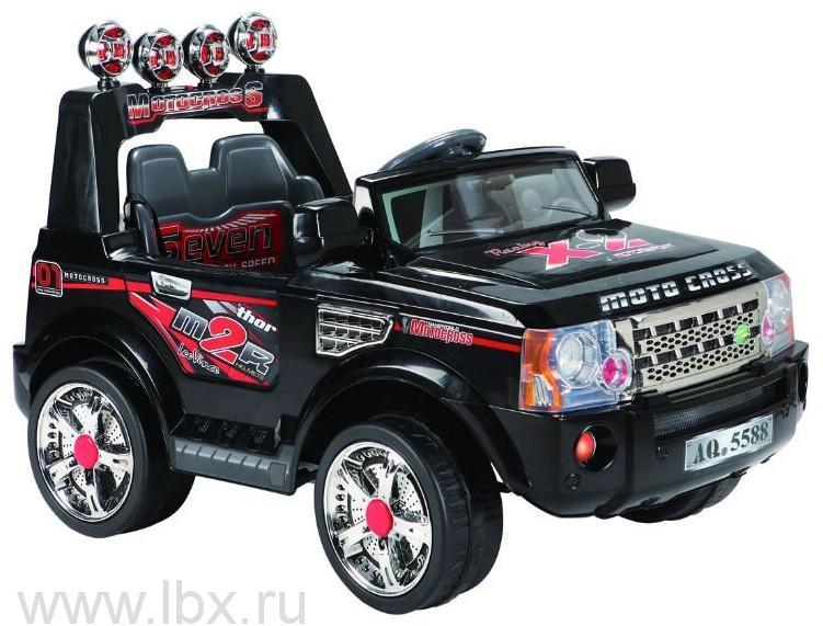 Детский электромобиль NeoTrike Rover (Неотрайк Ровер) с пультом радиоуправления