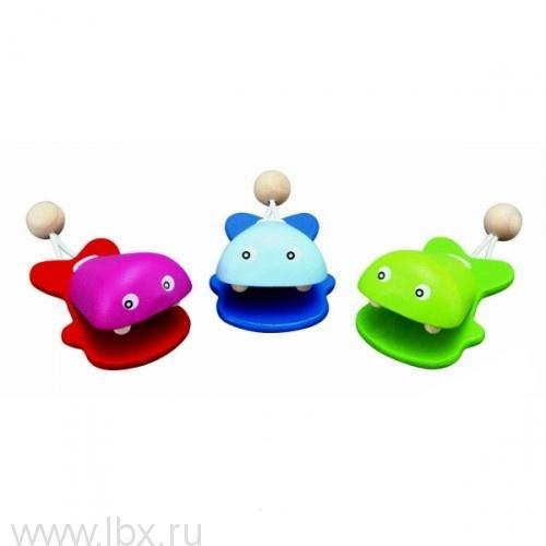 Рыбы-кастаньеты Plan Toys  (План Тойз)