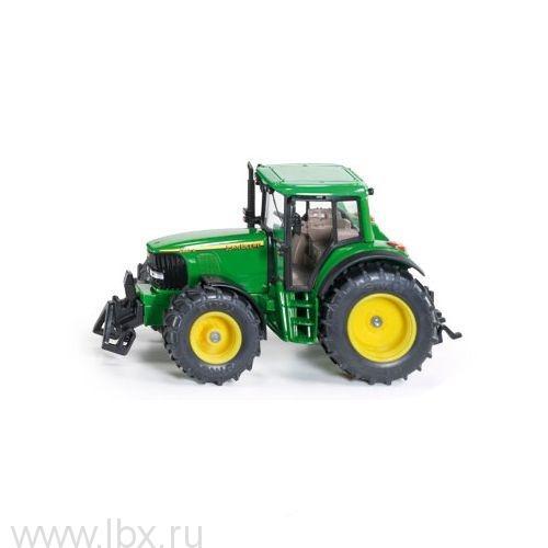 Трактор `Джон Дир` Siku (Сику)