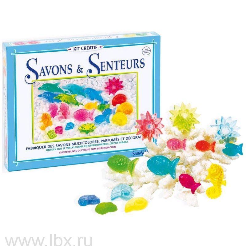 Набор `Душистое мыло` Sentosphere (Сентосфер)