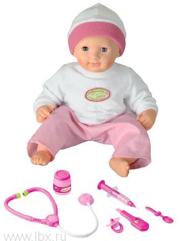 Интерактивная кукла `Маленький пациент`  Klein (Кляйн)