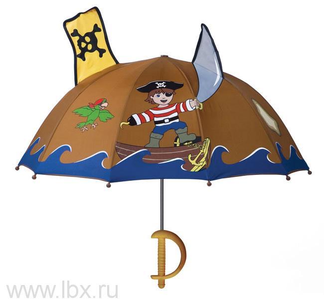 Зонт-трость детский Kidorable (Кидорабл) Пират