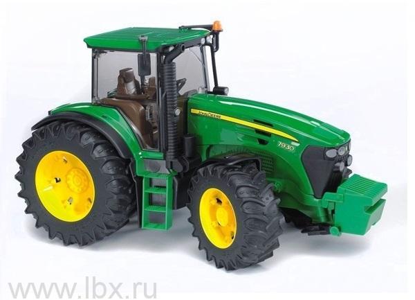 Трактор John Deere 6920,  Bruder (Брудер)