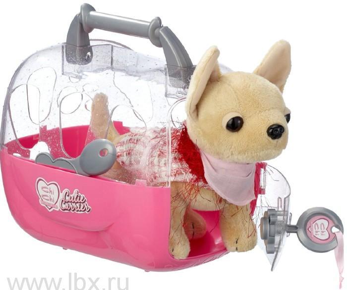 купить Собачка в переноске Chi Chi Love (Чи Чи Лав) в магазине LBX.RU.