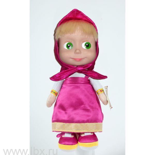 Мягкая игрушка `Мульти-Пульти` Маша