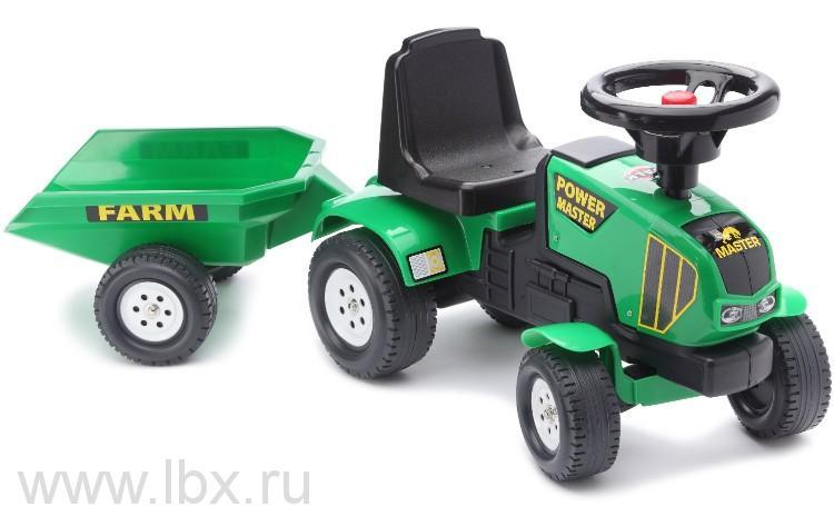 Трактор-каталка Falk (Фолк) `Мастер`