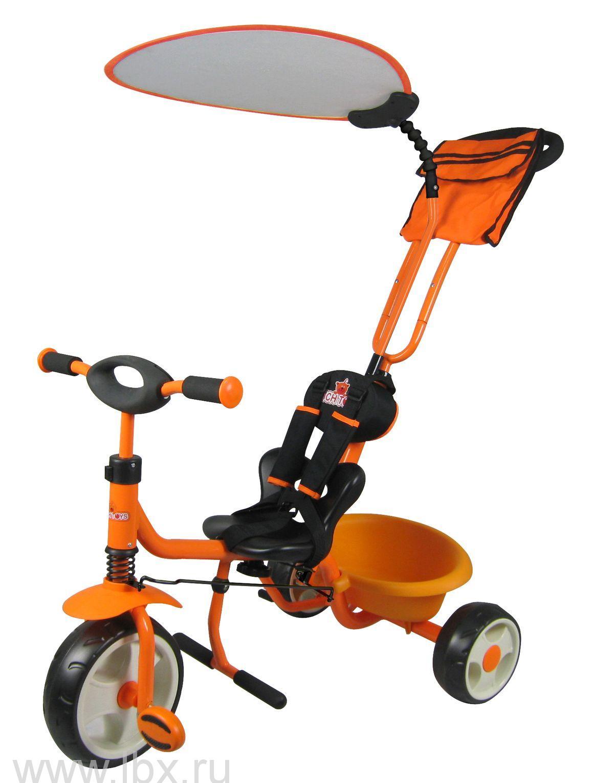 Велосипед 3-колесный Vega-Trike (Вега-Трайк)