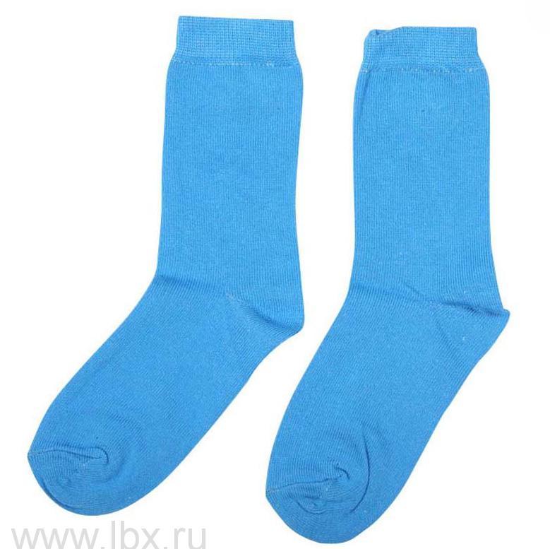 Носки Melton (Мэлтон) голубые, размер 31-34