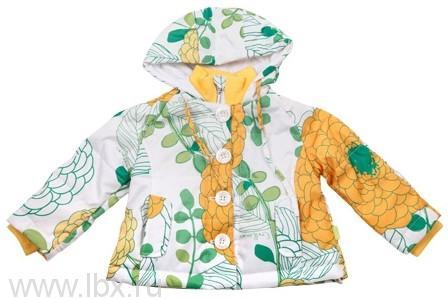 Куртка для девочки, коллекция `Одуванчик`, Gulliver (Гулливер)