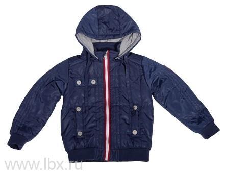 Куртка для мальчика, коллекция `Феррари`, Gulliver (Гулливер)