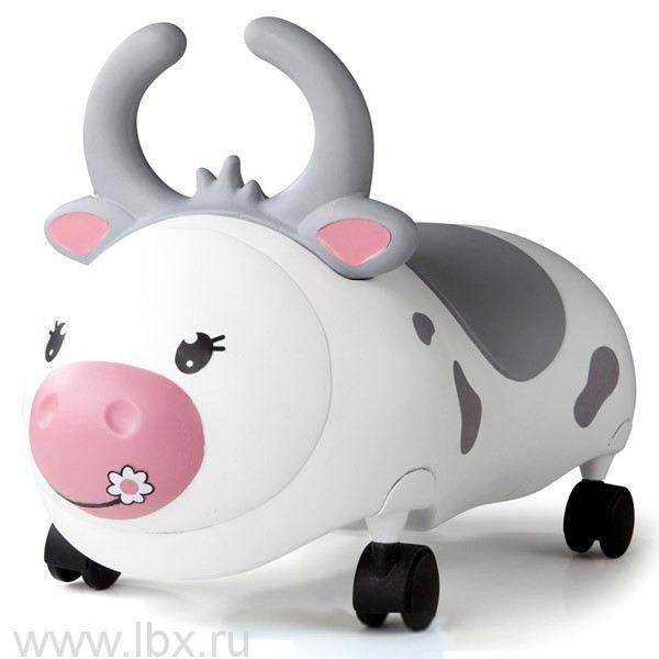 Каталка - Корова, Smoby (Смоби)