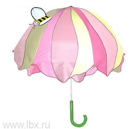 Зонт-трость детский `Цветок Лотоса`, Kidorable (Кидорабл)