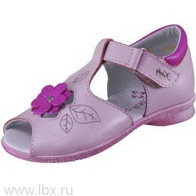 Туфли для девочки, малодетские, Котофей