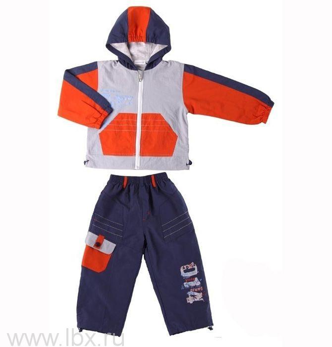 Комплект для мальчика - куртка и брюки, FUN TIME (ФАН ТАЙМ)