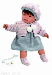 Кукла Llorens (Лоренс) Карла 42 см