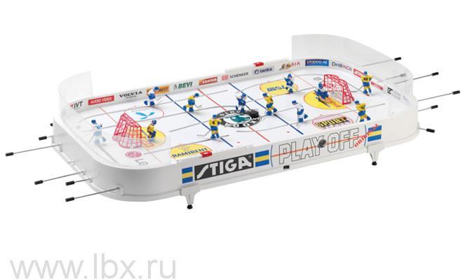 Настольный хоккей PLAY OFF, STIGA (Стига)