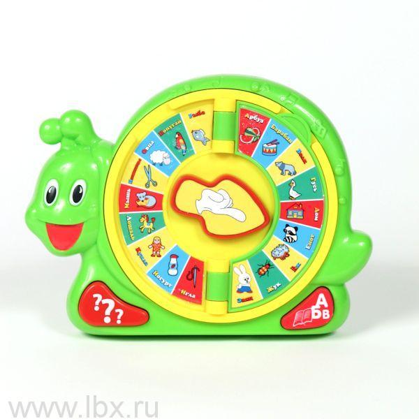 Игрушка Умка `Азбука-улитка`
