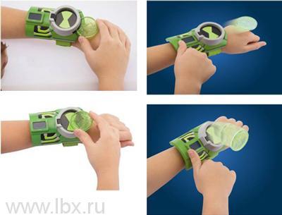 Часы Ben10 (Бен10) Ультиматрикс боевые