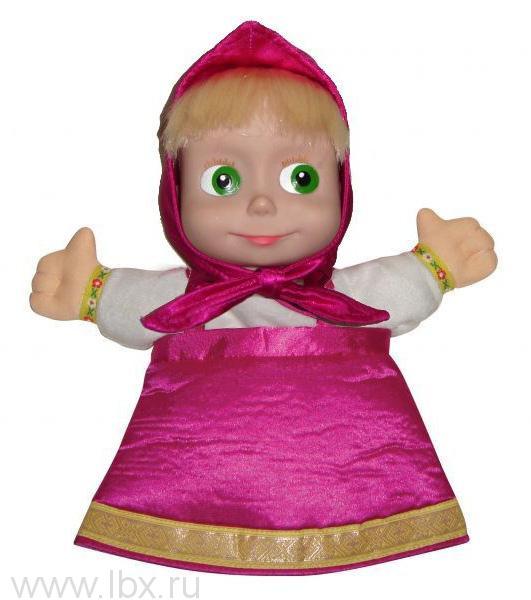 Кукла на руку Маша, `Мульти-пульти`