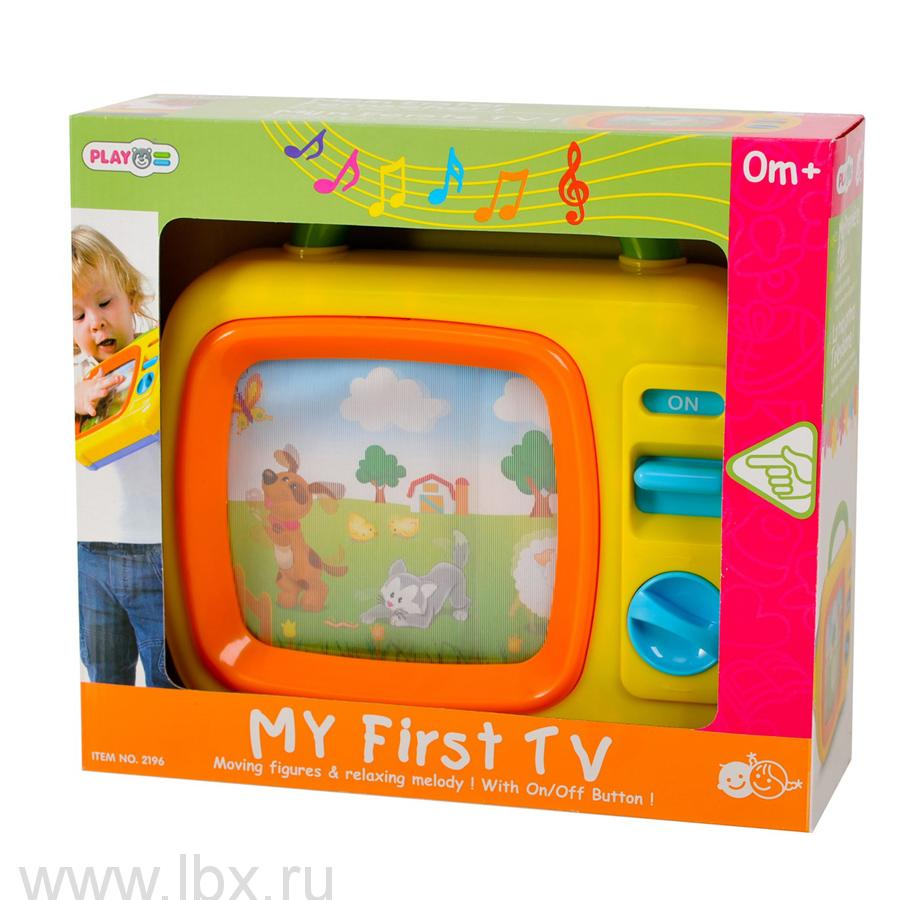 Развивающая игрушка `Телевизор` Playgo  (Плейго)