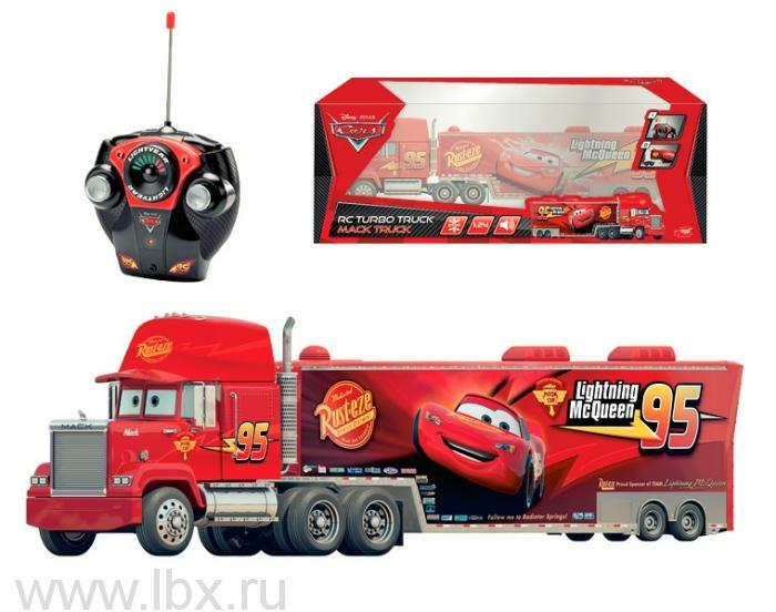 Радиоуправляемый грузовик МакТрак, Dickie (Дики)