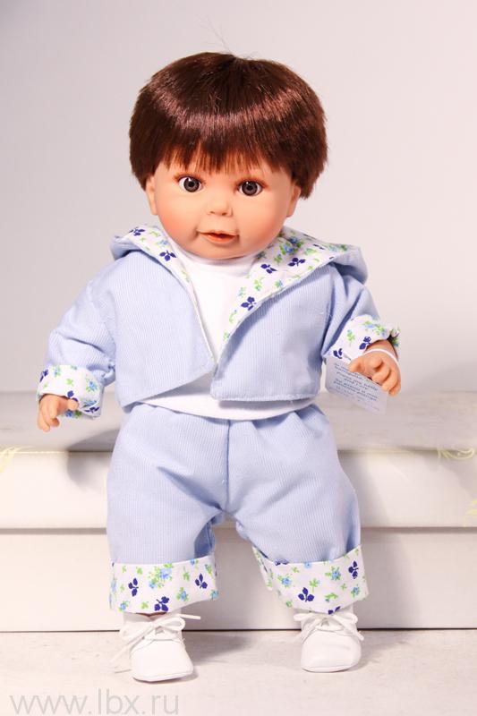 Кукла Энрике Rauber (Робер), озвучена, 38 см.