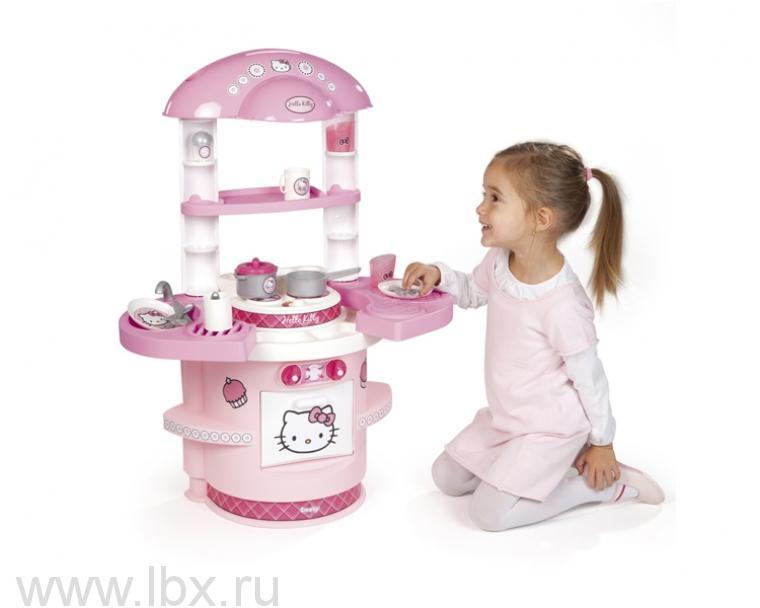 Игровая кухня Hello Kitty Smoby (Смоби)