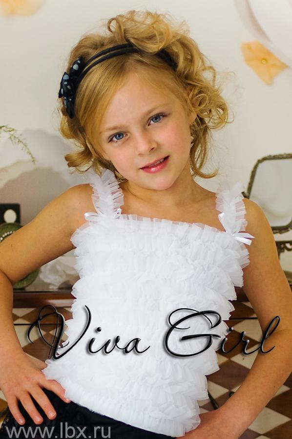 Нарядный топ, Viva Girl