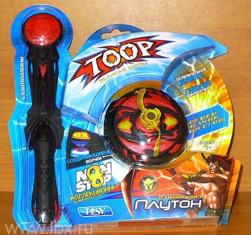 Single Set с контроллером Плутон (Боевой волчёк   контроллер) Toop Tosy Robotics (Тойси Роботикс)