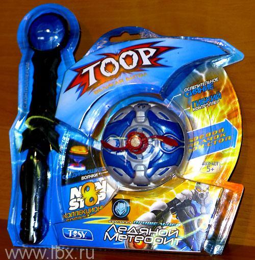 Single Set с контроллером Ледяной метеорит (Боевой волчёк   контроллер) Toop Tosy Robotics (Тойси Роботикс)