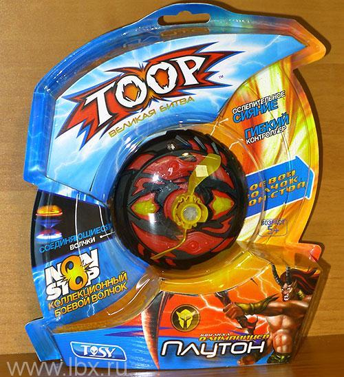 Single Set без контроллера Плутон (Боевой волчёк) Toop Tosy Robotics (Тойси Роботикс)