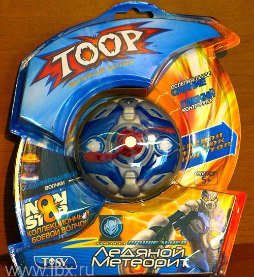 Single Set без контроллера Ледяной метеорит (Боевой волчёк) Toop Tosy Robotics (Тойси Роботикс)