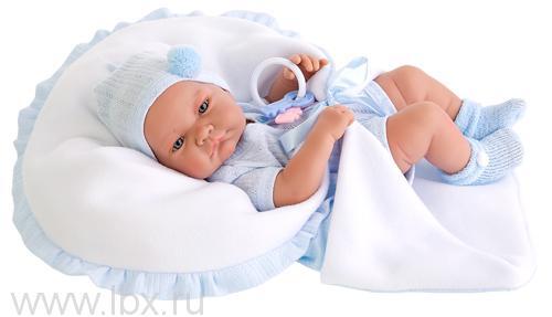 Кукла - младенец Жозе Antonio Juans Munecas (Антонио Хуан Мунекас)