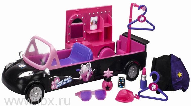 Игровой набор Пигис милашки `Лимузин` Teacup Piggies Toy Teck LTD (Той Тек)