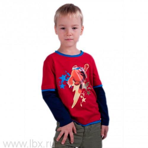 Джемпер для мальчика Смешарики, `Торговый дом Эльдорадо`