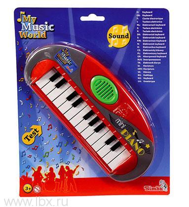 Мини-пианино, Simba (Симба)