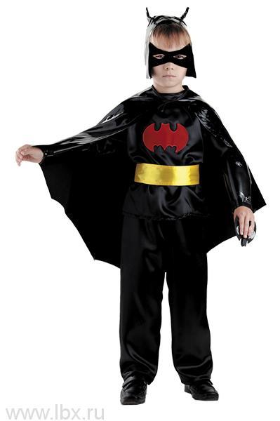 Карнавальный костюм `Бетман`, ТД Батик