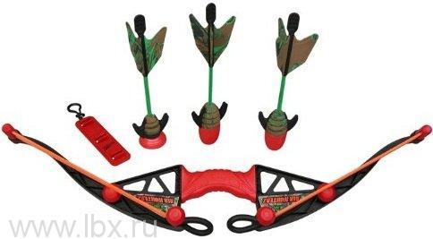 Лук «Воздушный охотник» от Zing Toys (Зинг Тойс)