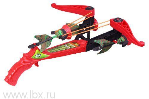 Арбалет `Crossbow Air Hunterz` от Zing Toys (Зинг Тойс)