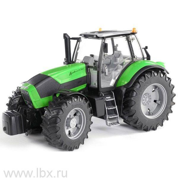 Трактор Deutz Agrotron X720, Bruder (Брудер)
