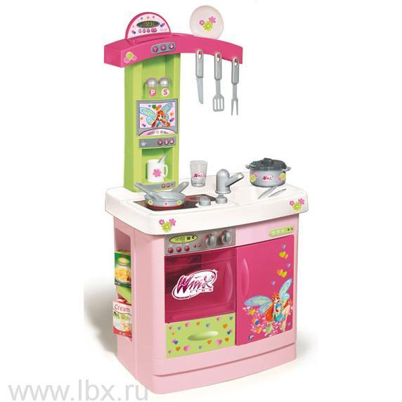 Кухня ` Winx`, Smoby (Смоби)