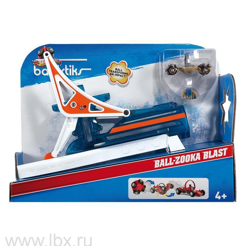 Машинка-трансформер Hot Wheels Ballistiks, Mattel (Маттел)