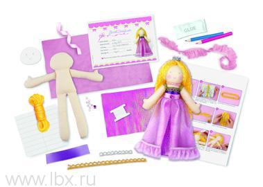 Кукла своими руками `Принцесса`, 4М